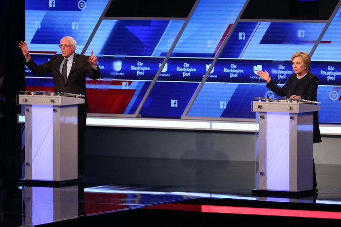 Eighth Democratic Debate