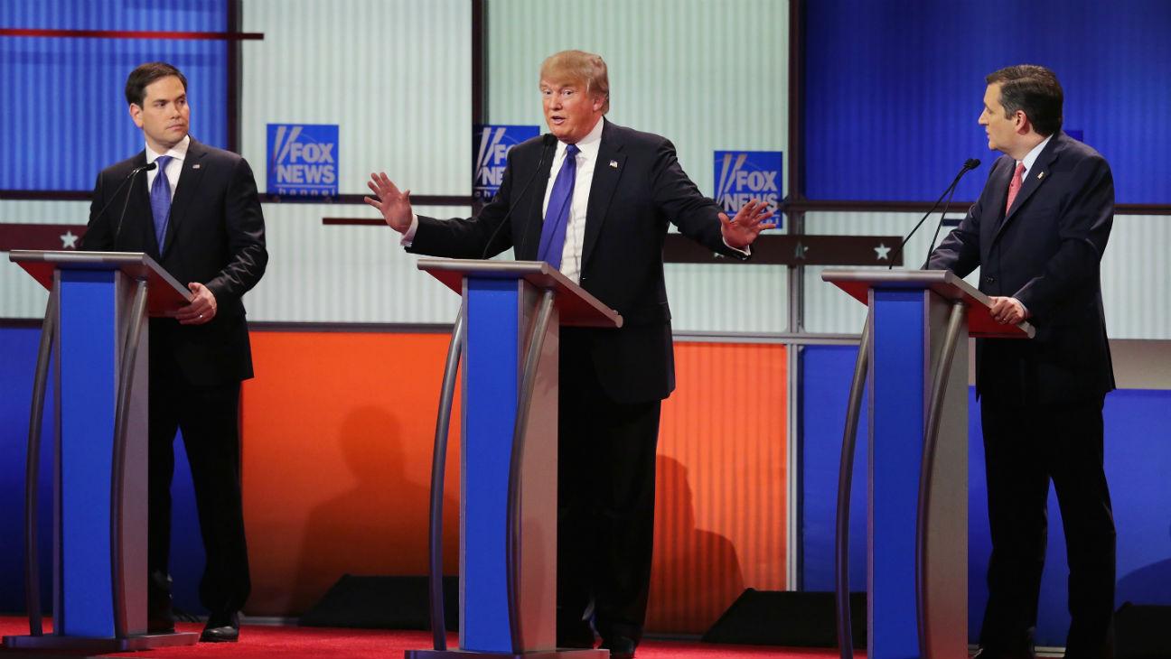 Eleventh Republican Debate
