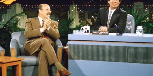 Comedian Garry Shandling Dead At 66