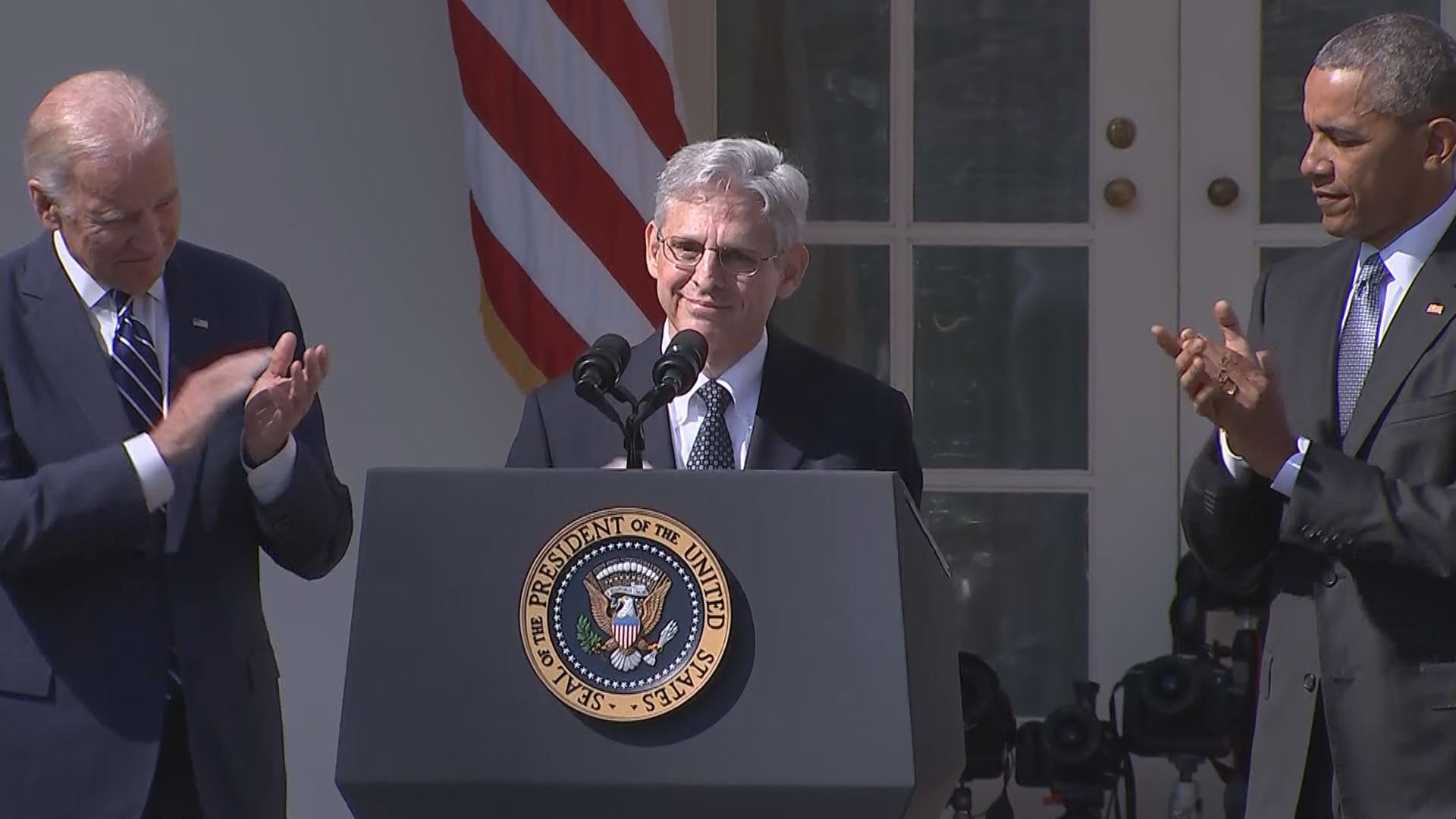 Merrick Garland Supreme Court Nomination