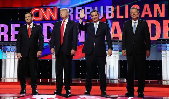 Twelfth Republican Debate