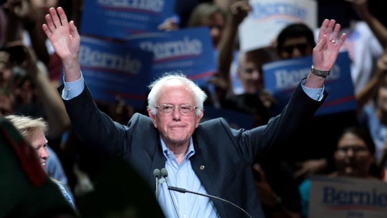 Bernie Sanders Victory