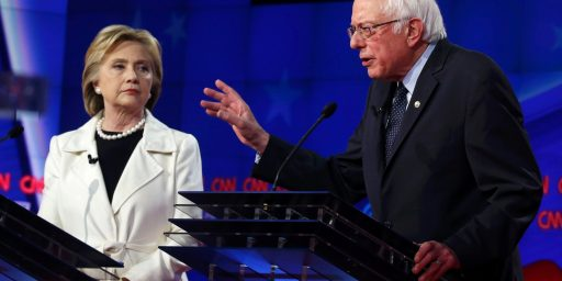 Clinton And Sanders Clash In Advance Of High Stakes New York Primary