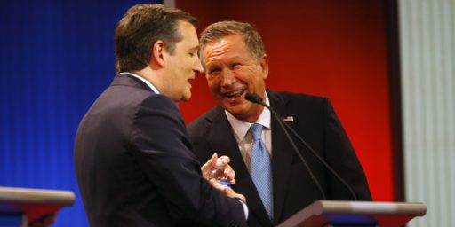Cruz, Kasich Team Up In Latest Effort To Stop Donald Trump