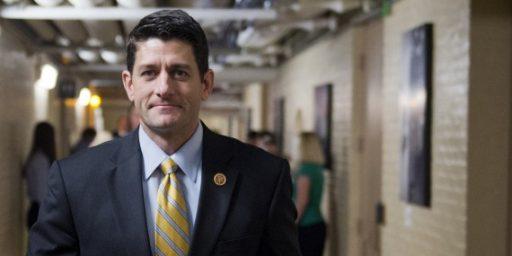 Paul Ryan Easily Wins Primary