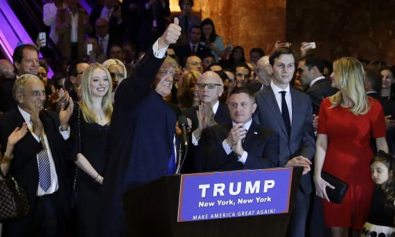 Donald Trump Wins Washington State, Inches Closer To Clinching The Nomination