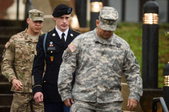 Sgt. Bowe Bergdahl Pleads Guilty To Desertion And Other Charges