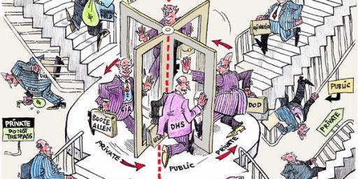 Regulatory Capture and the Revolving Door