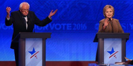 Clinton Grabs Big Endorsement A Week Ahead Of The Battle For California