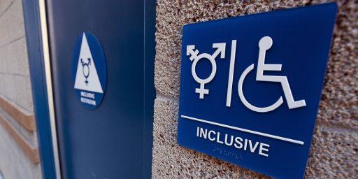Trump Administration Rescinds Obama Era Guidelines On Transgender Students