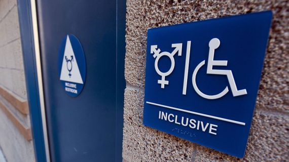 Image result for Trump Rescinds Obama Rule on Bathrooms for Transgender Students