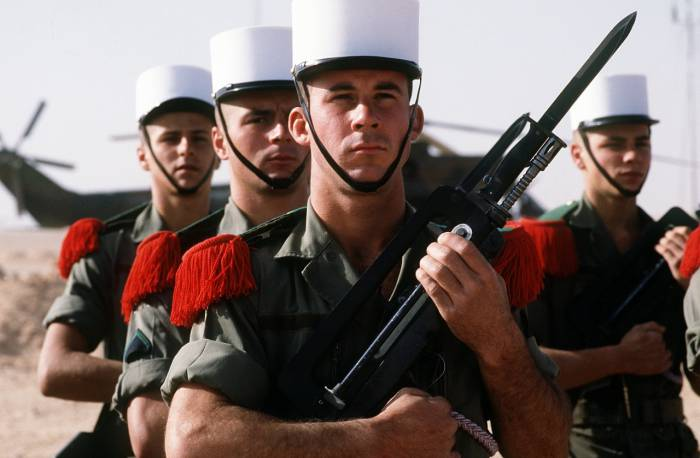 french-foreign-legion
