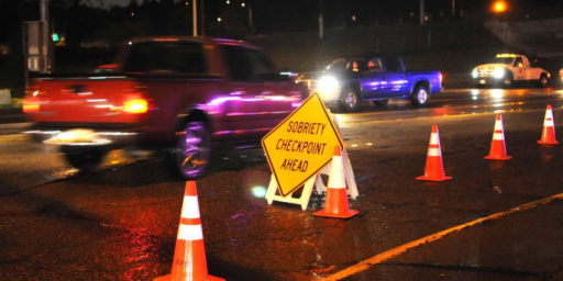 SCOTUS Rules DUI Blood Tests Require Search Warrant, But Breath Tests Do Not