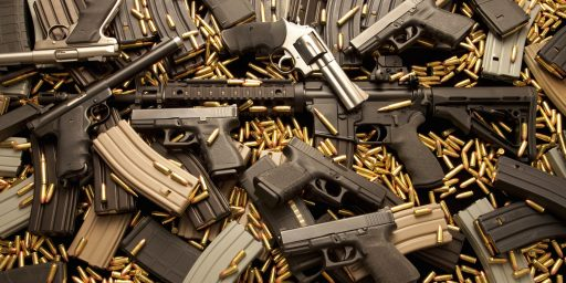 Air Force Repeatedly Failed To Report Crimes To National Gun Database