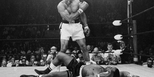 Muhammed Ali Dead At 74