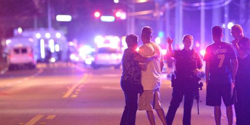 50 Dead, 53 Injured In Attack On Orlando Nightclub