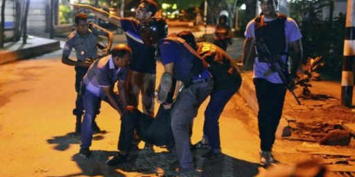 20 Dead In Bangladesh Attack Claimed By ISIS