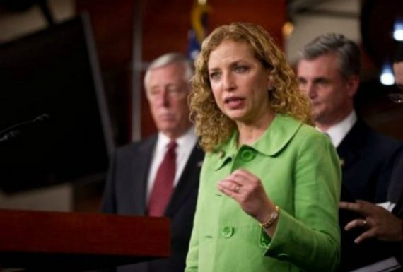 Debbie Wasserman Schultz Out As DNC Chair After Leaked Emails Lead To DNC Chaos