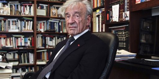 Elie Wiesel, Holocaust Survivor, Author, And Human Rights Advocate, Dies At 87