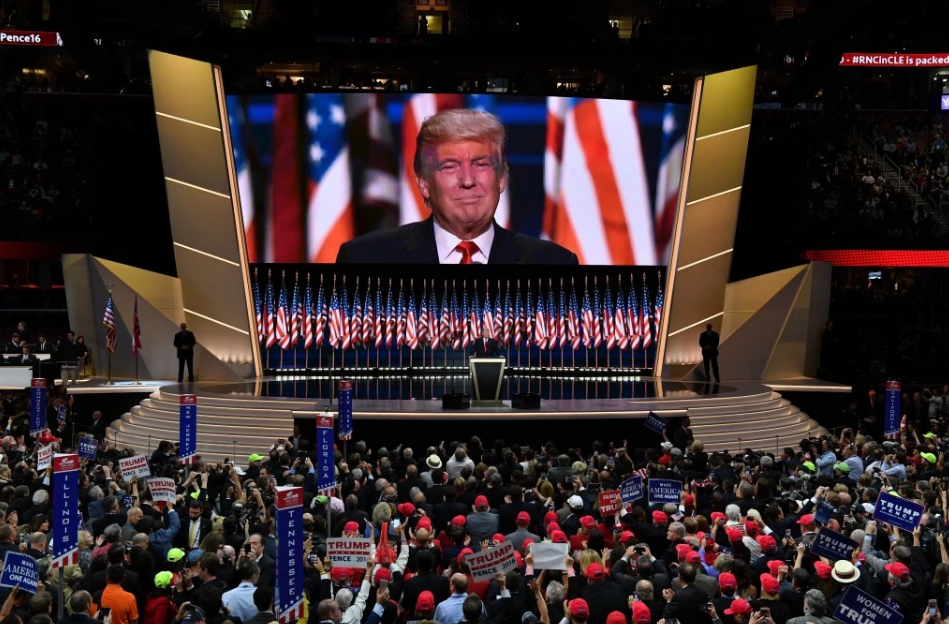 Trump Convention Speech
