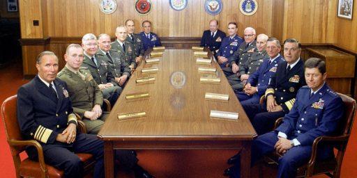 Too Many Generals?