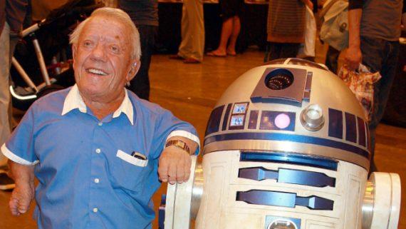 Kenny Baker, The Actor Inside R2-D2, Dies At 81