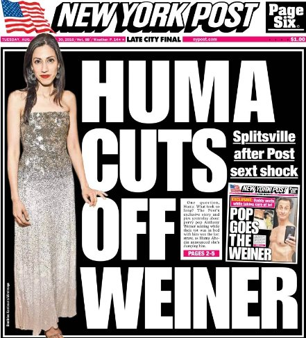 What does a grim news story of rape make you want think about? If you  answered more rape!, you have a kindred spirit in New York Post editor and  brutality ...