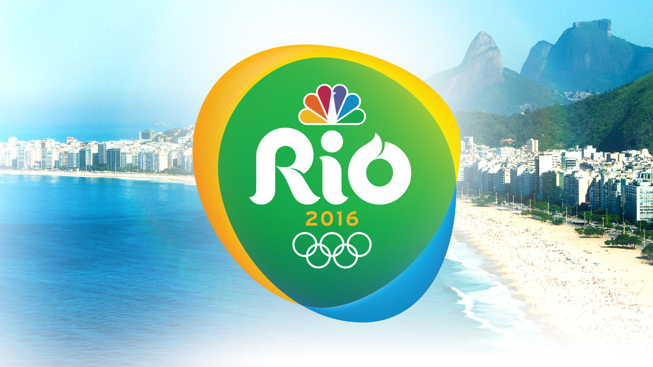 RIO Olympics NBC Logo