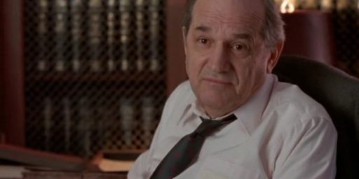 Steven Hill, Who Played D.A. Adam Schiff on 'Law & Order,' Dies At 94