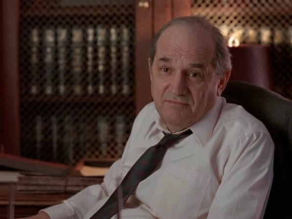 Steven Hill As Adam Schiff
