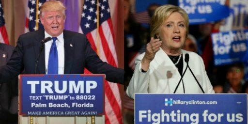 Meg Whitman Says She'll Vote For Hillary Clinton