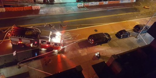 Explosion From Apparent Bomb Injures 29 In New York City