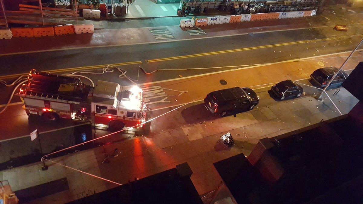 NYC Ezplosion