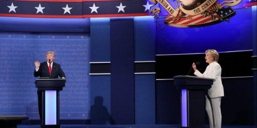 Final Presidential Debate Draws 71.6 Million Viewers