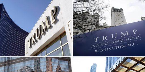 Trump's Damaged Brand