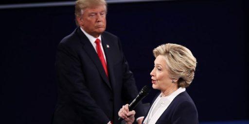 A Bizarre, No Good, Second Debate