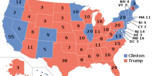 Support For Eliminating Electoral College Hits Two-Decade Low