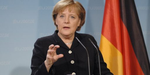 Angela Merkel To Seek Fourth Term As German Chancellor
