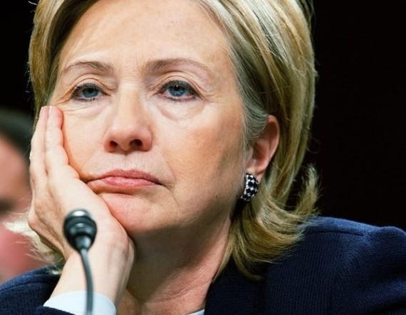 Hillary Bored
