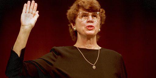 Janet Reno, First Female Attorney General, Dies At 78