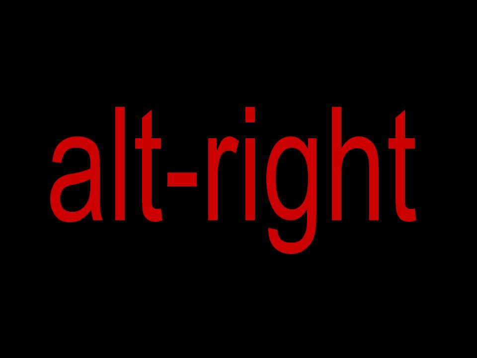 alt-right