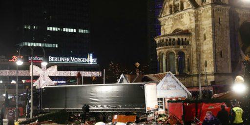 Apparent Berlin Terror Attack Kills 12, Injures Dozens