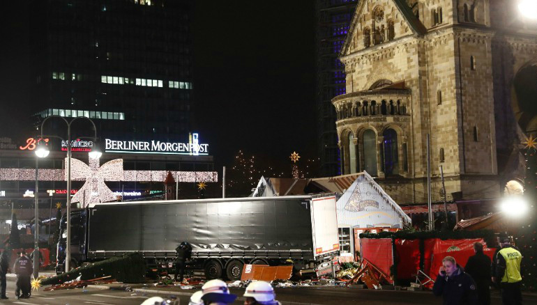 Berlin Market Attack