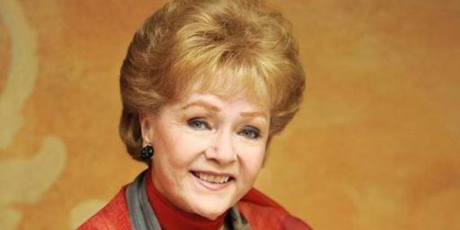 Debbie Reynolds, Hollywood Legend And Mother Of Carrie Fisher, Dies At  84