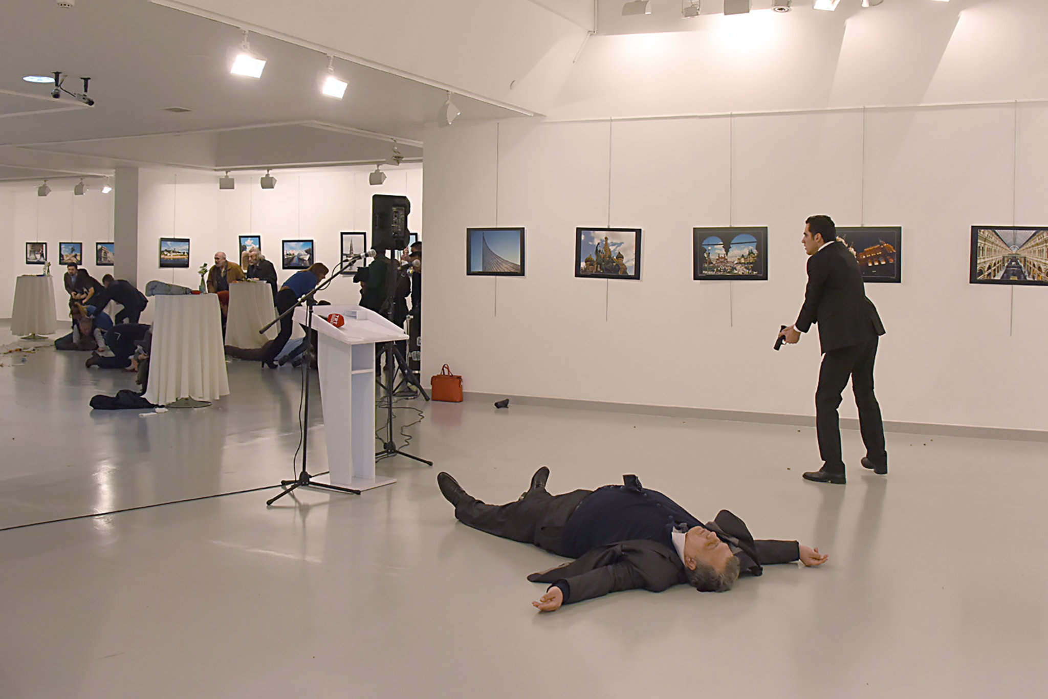 Russian Ambassador Turkey Assassination