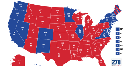 What To Expect Today From The Electoral College