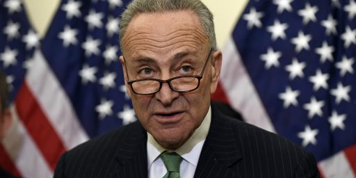 New Senate Democratic Leader Regrets Supporting Filibuster Reform