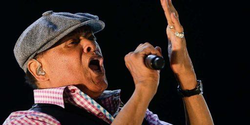 Al Jarreau, Jazz Singer Who Spanned Musical Genres, Dies At 76