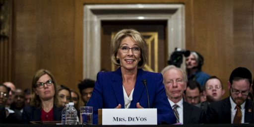 Betsy DeVos Confirmed As Secretary Of Education After Tie-Breaking Vote By Mike Pence