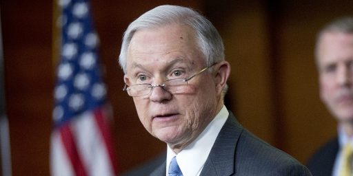 Attorney General Sessions To Give Public Testimony On Russia Investigation